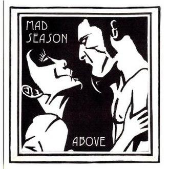 Above (Mad Season album) - Image: Above (Mad Season album)