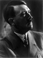 Adolf Hitler forms a totalitarian regime and dictatorship in Germany whose expansionist ambitions lead to the outbreak of World War II in Europe.