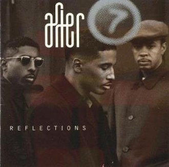Reflections (After 7 album) - Image: After 7 Reflections Front