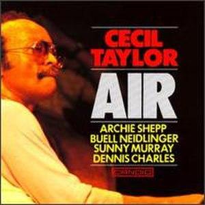 Air (Cecil Taylor album) - Image: Air (Cecil Taylor album)
