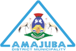 Official seal of Amajuba