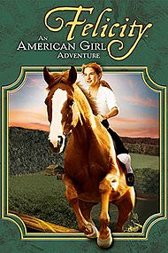 An American Girl (Felicity) DVD Cover.jpg