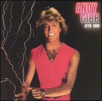 After Dark (Andy Gibb album) - Image: Andy Gibb After Dark
