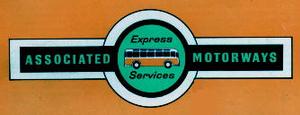 Associated Motorways - Image: Associated Motorways 1964 logo