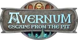 Logo for Avernum: Escape from the Pit