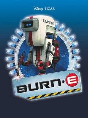 BURN-E - BURN-E poster
