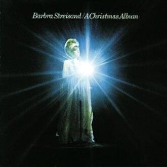 A Christmas Album (Barbra Streisand album) - Image: Barbra Streisand A Christmas Album