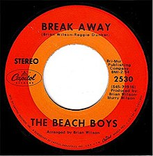Beach Boys - Break Away.jpg
