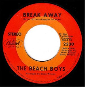Break Away (The Beach Boys song) - Image: Beach Boys Break Away