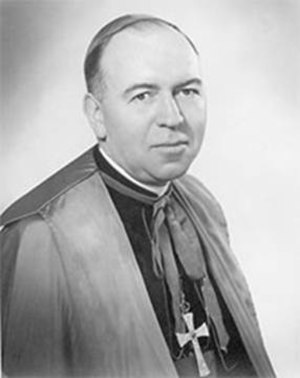 James Joseph Sweeney - Image: Bishop James Joseph Sweeney