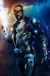 Black Lightning Wikipedia