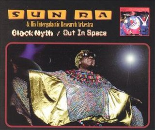 <i>Black Myth/Out in Space</i> 1998 live album by Sun Ra and His Intergalactic Research Arkestra