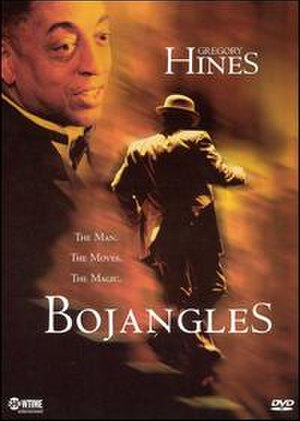 Bojangles (film) - DVD cover