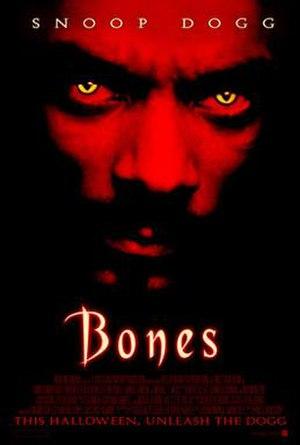 Bones (2001 film) - Theatrical release poster