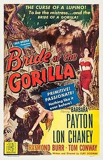 <i>Bride of the Gorilla</i>