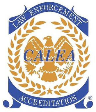 Commission on Accreditation for Law Enforcement Agencies - CALEA Logo
