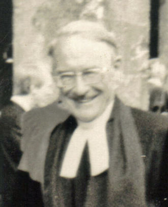 G. B. Caird - G. B. Caird in July 1983