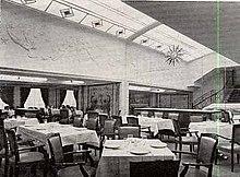 Ocean Liner Dining Room S