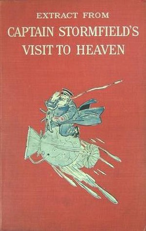 Captain Stormfield's Visit to Heaven - First edition book cover