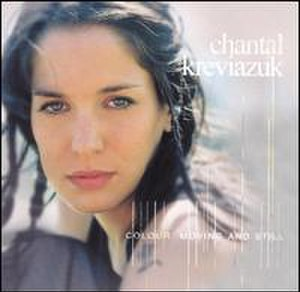 Colour Moving and Still - Image: Chantal Kreviazuk Colour Moving and Still