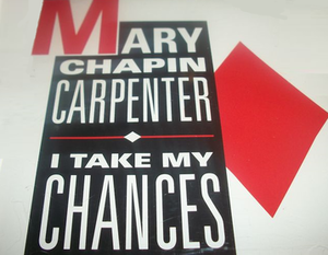 I Take My Chances - Image: Chapin Carptenter Take My Chances single