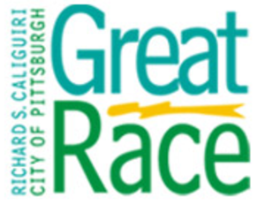 Pittsburgh Great Race - Image: City of Pittsburgh Great Race logo