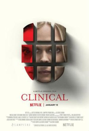 Clinical (film) - Film poster