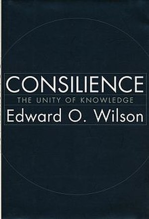 Consilience (book) - Cover of the first edition