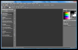 PaintShop Pro - Image: Corel Paint Shop Pro Photo X2