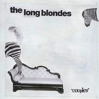 Couples (The Long Blondes album) - Image: Couples 300