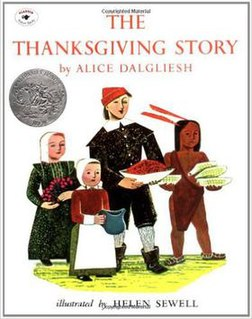 <i>The Thanksgiving Story</i> book by Alice Dalgliesh