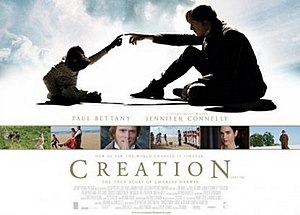 Creation (2009 film) - Theatrical release poster
