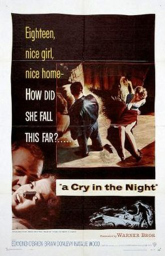 A Cry in the Night (film) - Theatrical release poster