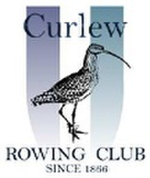 Curlew Rowing Club - Image: Curlew Rowing Club logo
