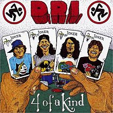 D.R.I. - Four of a Kind.jpg