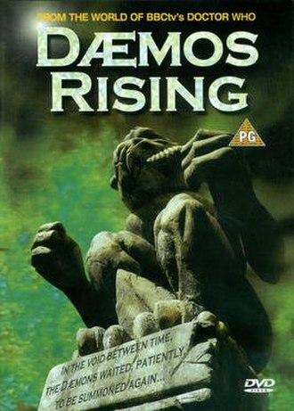 Dæmos Rising - Image: DAEMOS RISING DVD