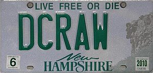 Dcraw - Image: Dcraw plate large