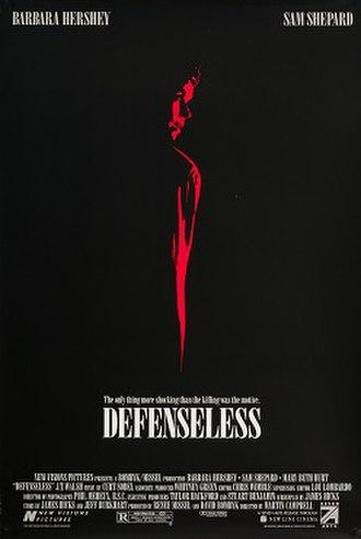 Defenseless - Image: Defenseless
