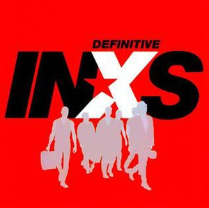 Definitive INXS - Image: Definitive INXS
