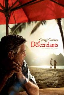 <i>The Descendants</i> 2011 drama film directed by Alexander Payne