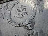 Detail of Bret Harte sculpture.jpg