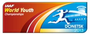 2013 World Youth Championships in Athletics - Image: Donetsk 2013logo