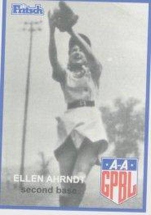 Ellen Ahrndt - Image: Ellen Ahrndt