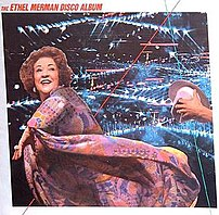 The Ethel Merman Disco Album album cover