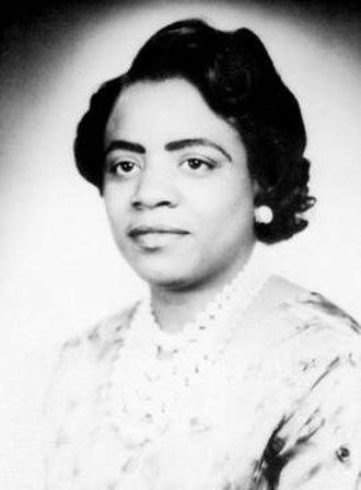 Ethel D. Allen - Image: Ethellallen