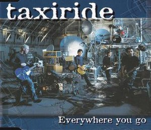 Everywhere You Go - Image: Everywhere you Go by Taxiride