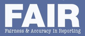 Fairness and Accuracy in Reporting - Image: Fairness and Accuracy in Reporting logo