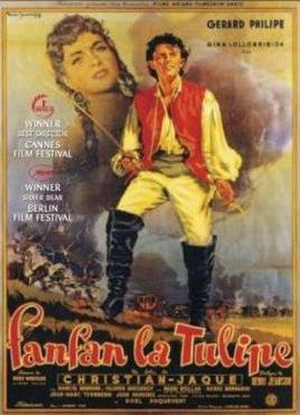 Fanfan la Tulipe - Original 1952 Film Poster