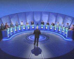 Fifteen to One - The layout