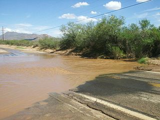 Brawley Wash river in the United States of America
